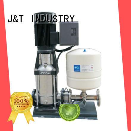 JT Brass vertical inline pump jdlf64 for underground water level