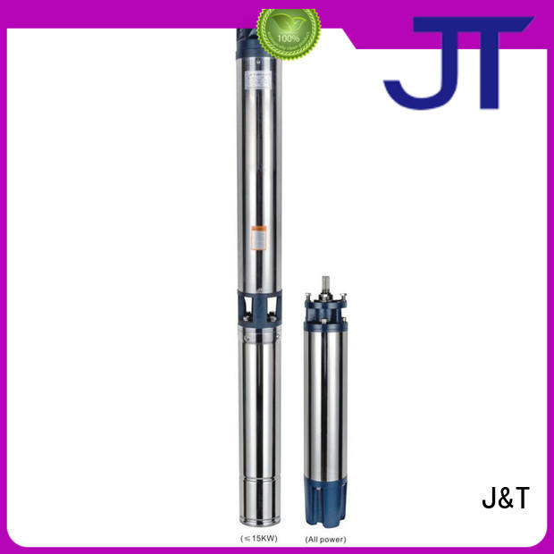 High Quality Multistage Well Pump Bore Hole Pump 6SR18