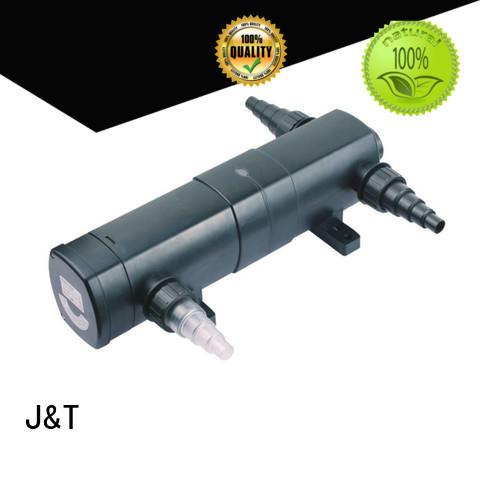 JT best pond uv clarifier with protection device for aquarium