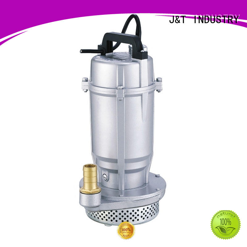 irrigation stainless highlift clean pump steelsubmersible JT