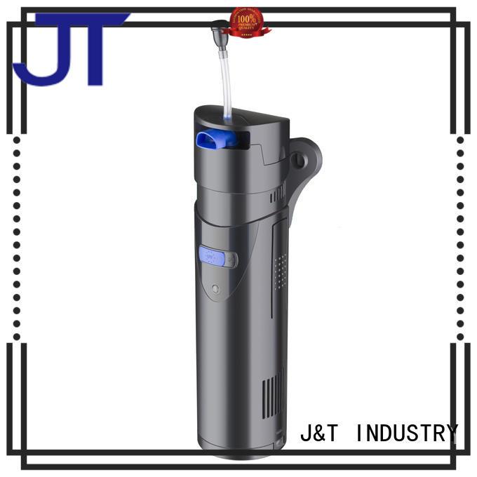 JT adjustable aquarium water filter pump for aquatic plants for home