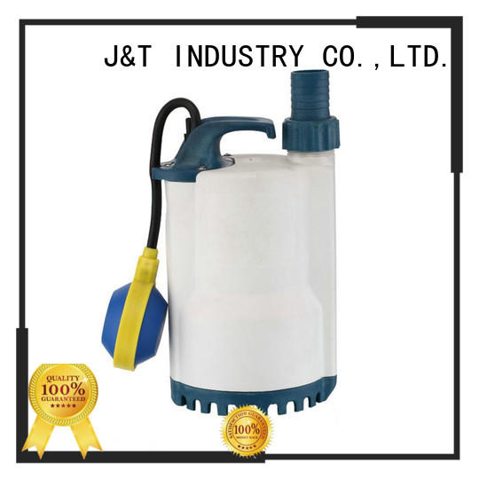 JT Plastic clean water pump easy use ship
