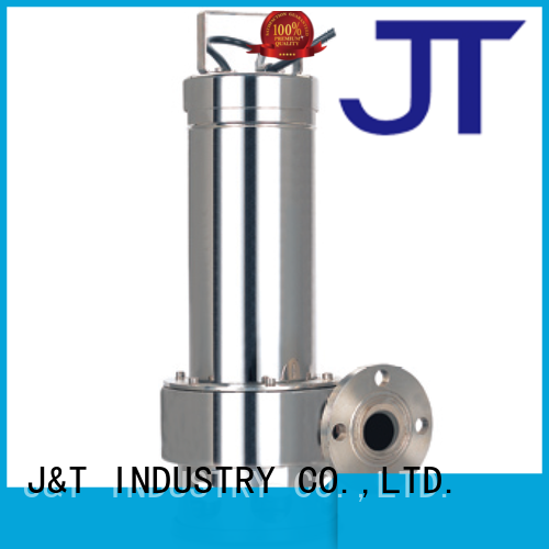 JT station septic sewage pumps company for water cluster for boxes