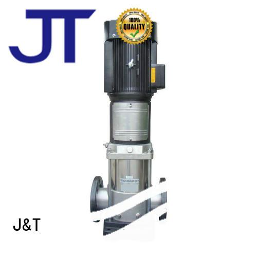 JT jdlf20 kirloskar vertical pumps high efficiency for water supply system