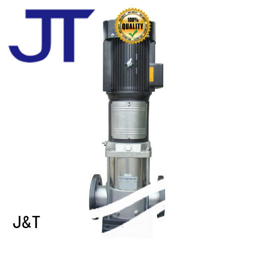 JT jdlf20 kirloskar vertical pumps high efficiency for water supply system