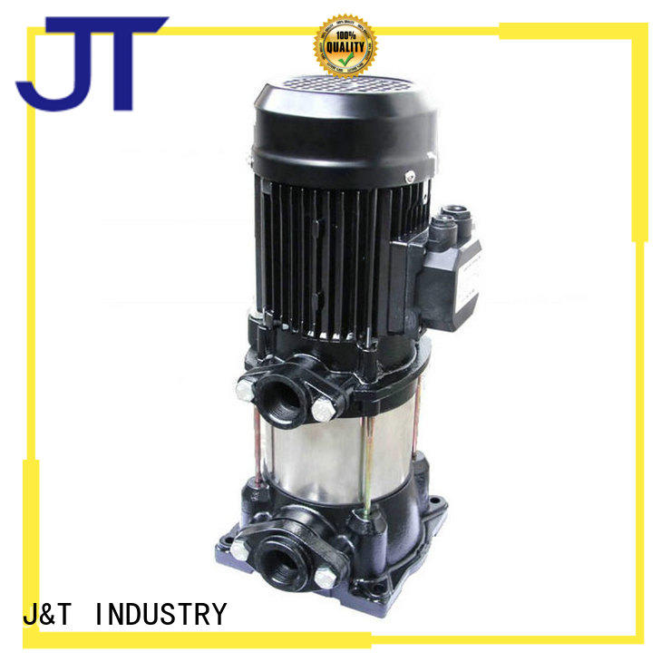 easy operation vertical inline multistage pump submersible manufacture for underground water level