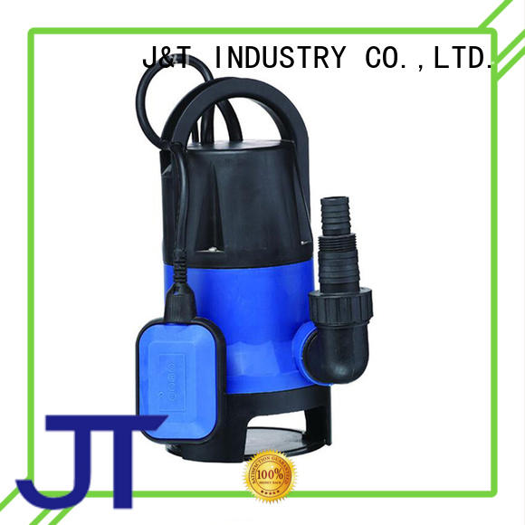 JT shower water pump for waterfall system for water supply