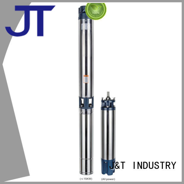 JT plastic PPO deep well irrigation water pumps quality for deep well