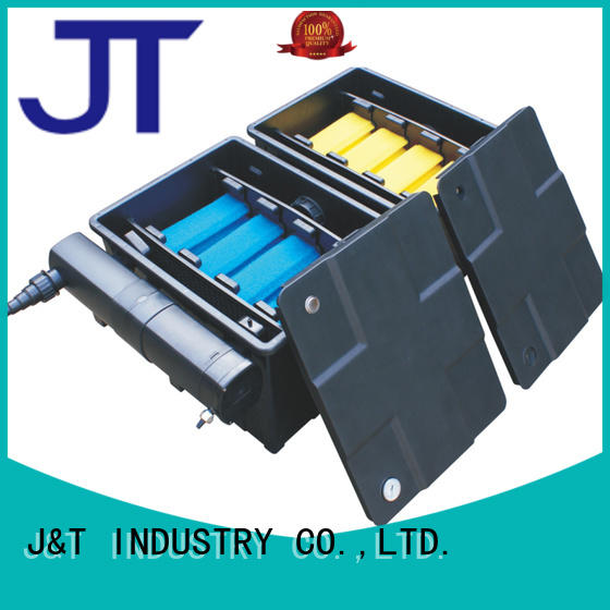 JT high quality water filter for fish pond for fresh for aquarium