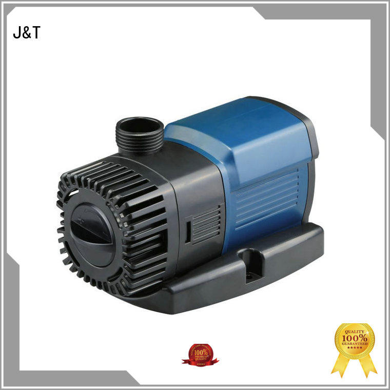 pond small submersible water pump fountain outdoor for outdoor JT