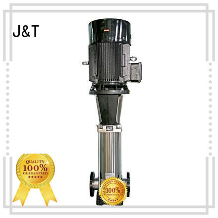 JT Cast Iron vertical well pump Chinese for swimming pool