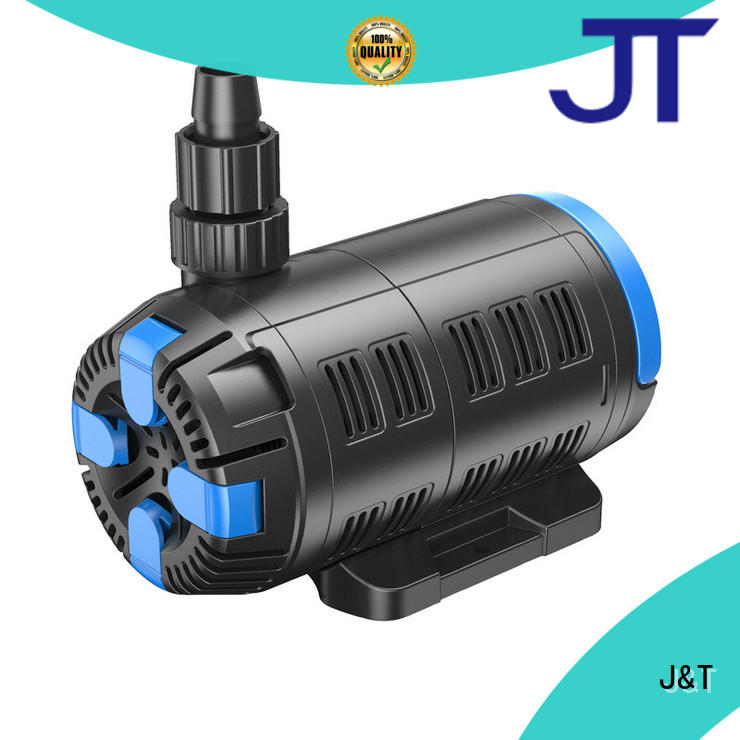 JT variable speed drive pump manufacture for garden