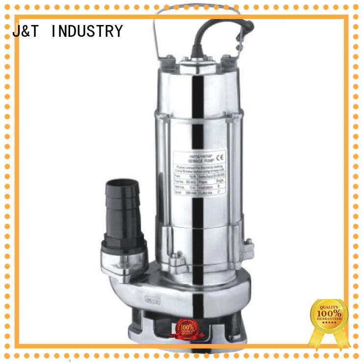 stainless steel sea water submersible pump v1100df easy use for ship