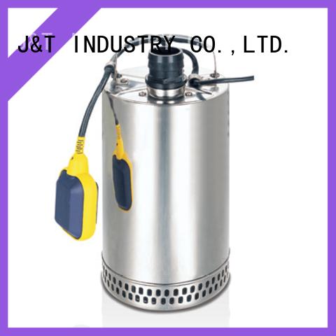 Top pump sterilizer efficient impeller for construction sites