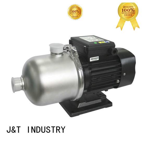 Cast Iron horizontal inline centrifugal pump convenient operation deep well JT