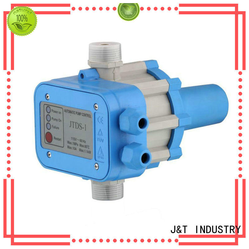 electronic automatic pressure controller for water pump jtds9a for pond JT