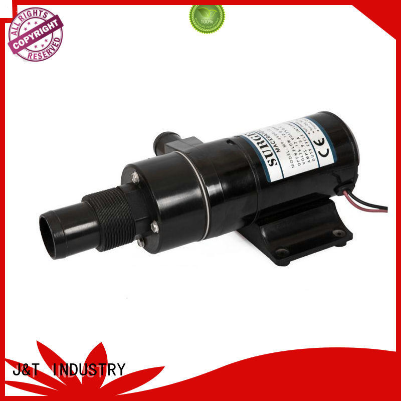 JT mechanical 12v mini pump company for construction