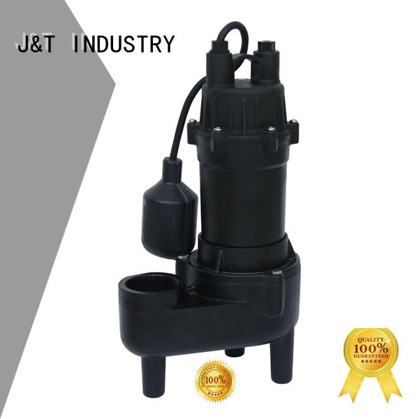 v180f sewage grinder pump light weight for farmland JT