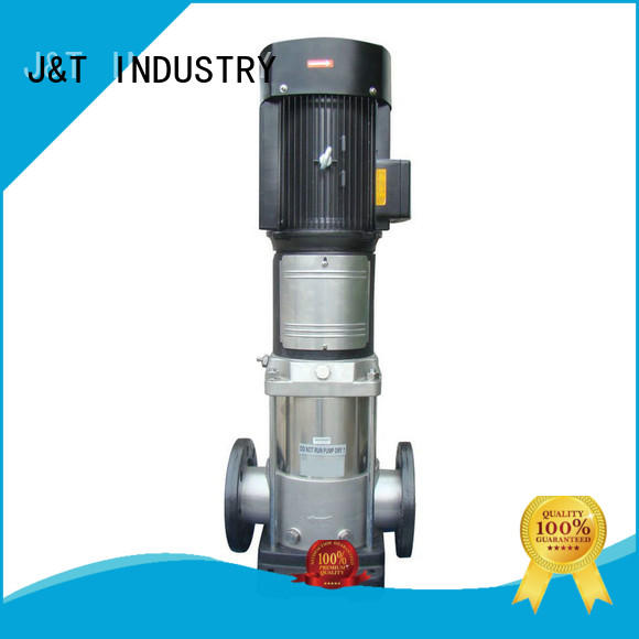JT plastic PPO vertical multistage centrifugal pump filter for swimming pool