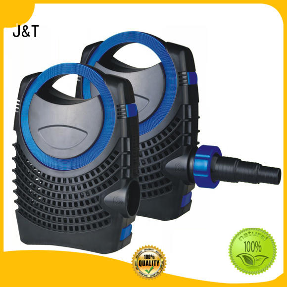JT feature pond fountain pump easy use for fountain