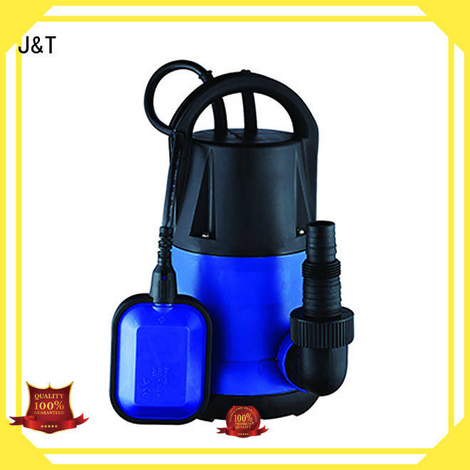 JT aluminum submersible fountain pumps supply for water supply