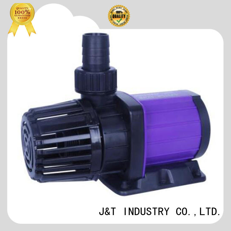 waterproof small submersible water pump for fish for device matching JT