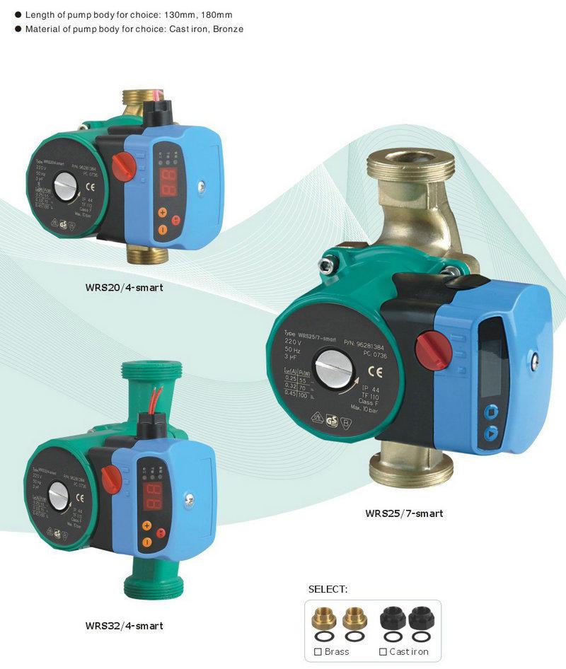JT copper heating circulating pump garden irrigation for aquarium-2