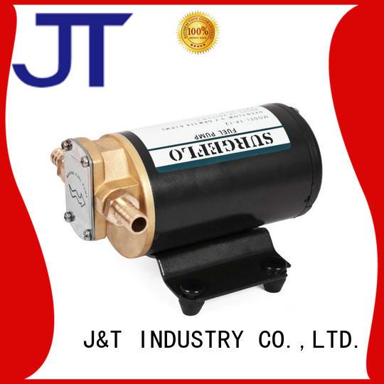 JT pressure 12 volt garden hose pump energy saving for draw water