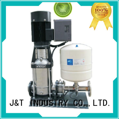JT high quality vertical inline multistage pump for sale for swimming pool