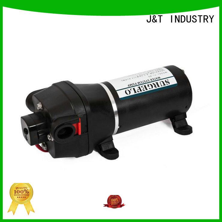 JT oil 12 volt potable water pump Supply for petrol station
