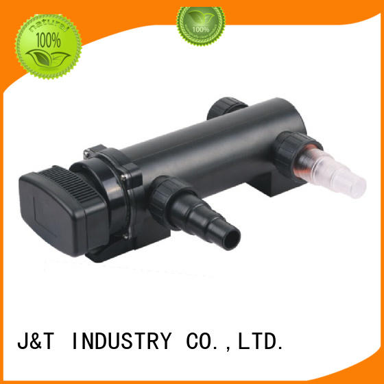 Stainless steel submersible pond uv clarifier reflector for sale for building