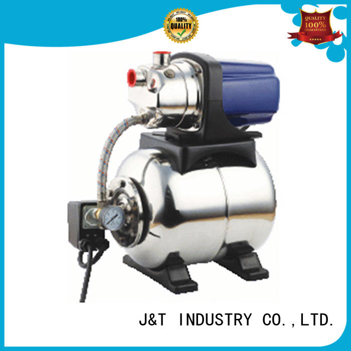 JT jets600g electric water pump system for garden