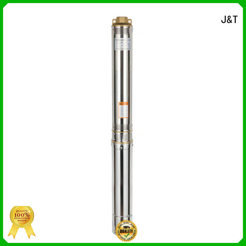 JT automatic submersible well pump high efficiency for industrial