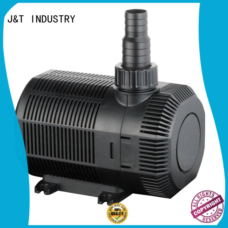 JT long lasting small pond pump Chinese for garden