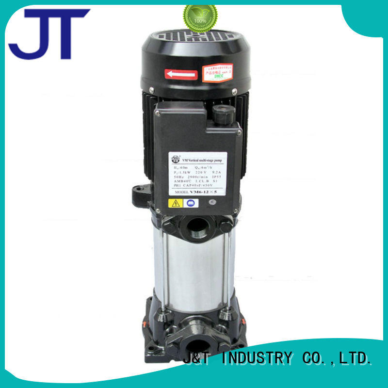 JT Latest centrifugal pump pdf manufacture for underground water level