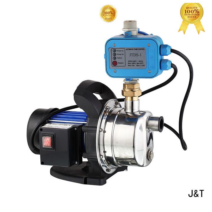 JT Wholesale used water well pumps company for garden
