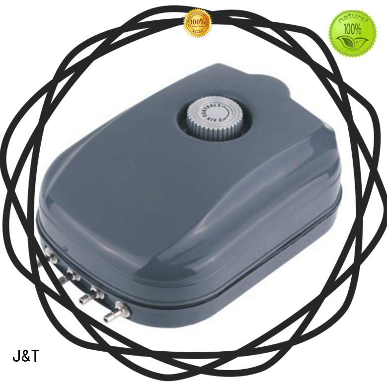 safe small aquarium air pump High quality JT