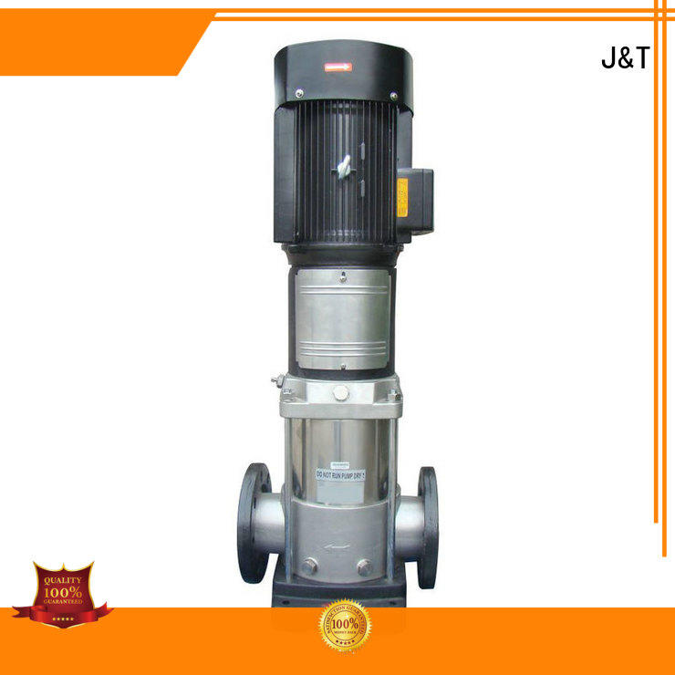 JT automatic vertical centrifugal pump filter for deep well