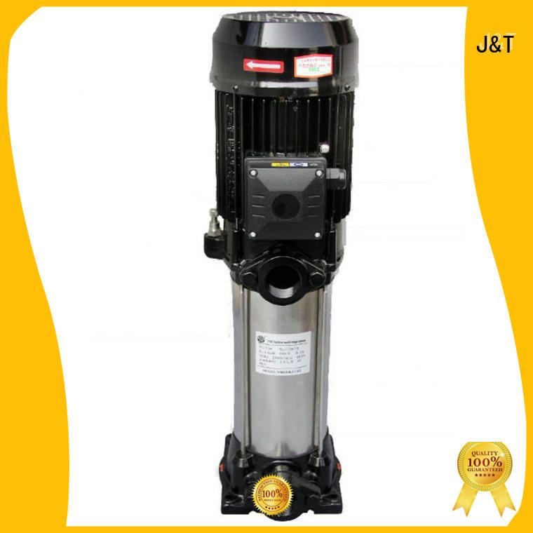 JT pumps the centrifugal pump factory for swimming pool