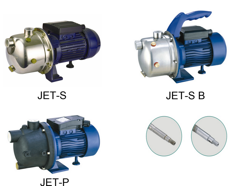 JT stainless steel types of priming in centrifugal pump Suppliers for garden-2