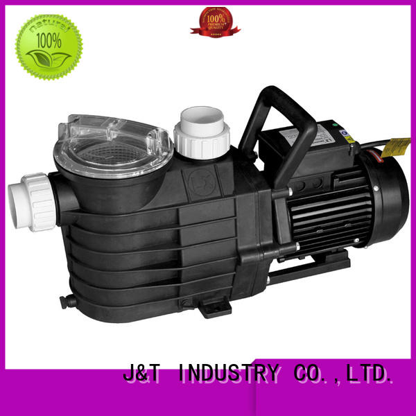JT irrigation 1.5 hp inground swimming pool pump factory for swimming pool