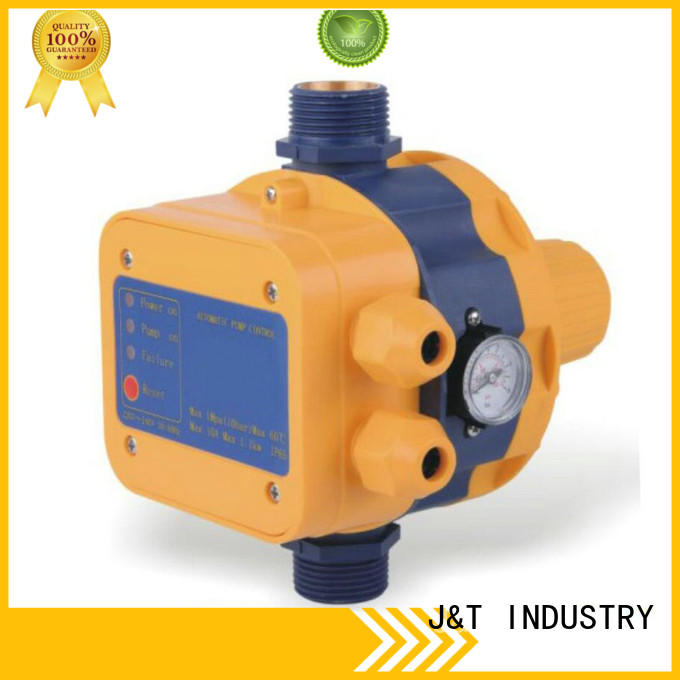 jtds8 water pump controller pressure for pond JT