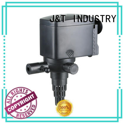 JT High efficient submersible fish tank filter for fish for garden