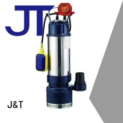 JT high lifter pump light weight for construction sites