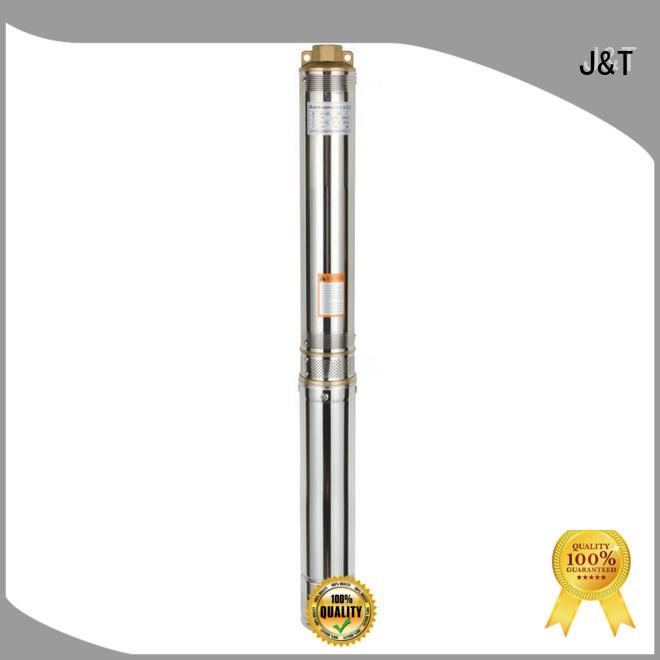 Vertical Inline Multistage Pump Bore Hole Pump 4SD12