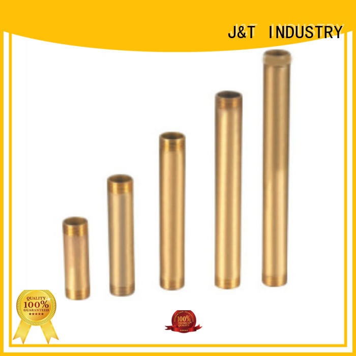 hose brass pipe connectors with pressure for home JT