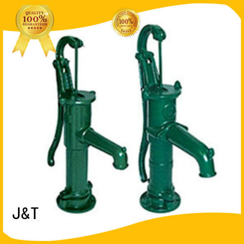 JT stainless steel hand pump well for private use for farm
