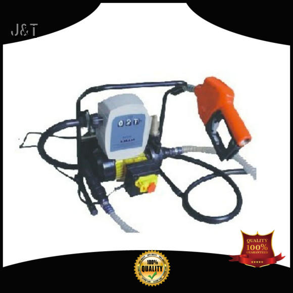 JT Best 110v oil pump Supply for draw water