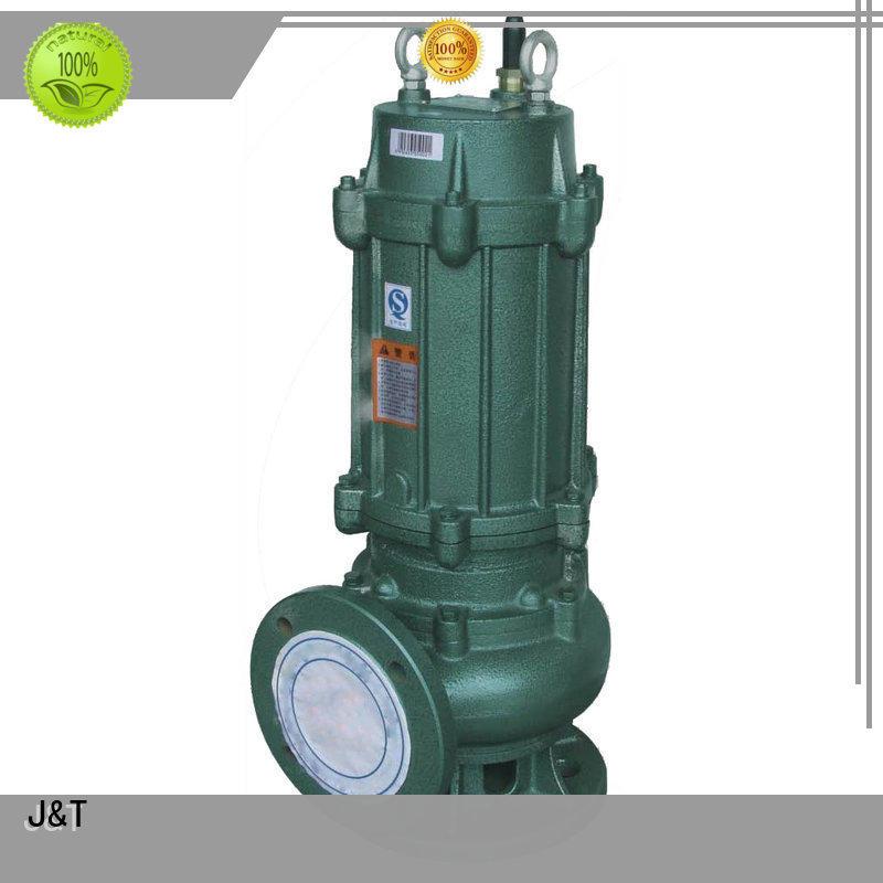 Plastic sewage ejector pump impeller farmland JT