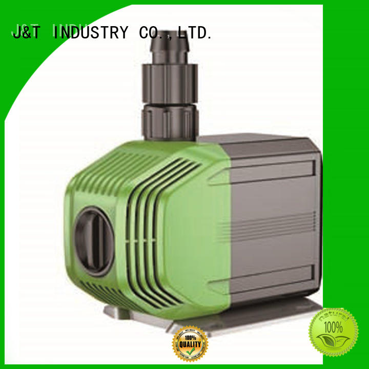 JT submersible variable frequency source company for fountain